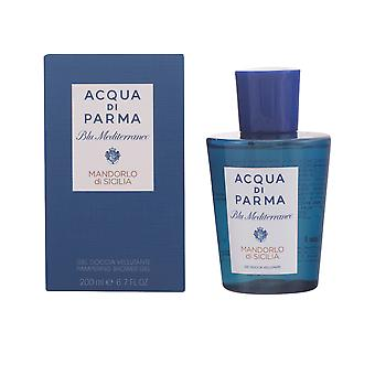 Acqua Di Parma Blu Mediterraneo Mandorlo Di Sicilia Shower Gel 200ml New Unisex