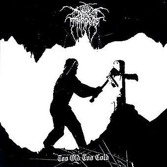 Darkthrone - Too gamle for koldt [Vinyl] USA importerer