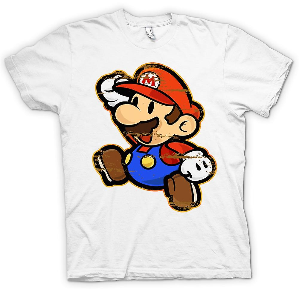 Mens T-shirt - Mario - Gamer