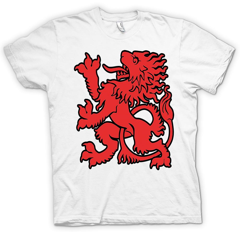 Womens T-shirt - I Love Wales