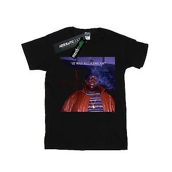 Notorious BIG Girls Smoking Dream T-Shirt