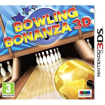 Bowling Bonanza 3D (Nintendo 3DS)