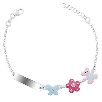 Orphelia Silver 925 Kids Bracelet With Elements Zirc  ZA-7148