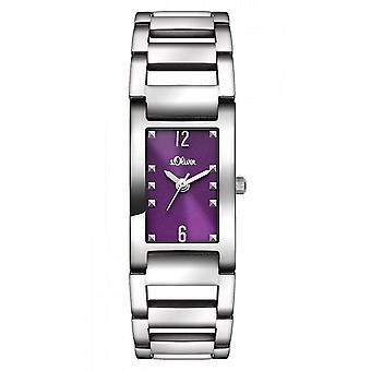 s.Oliver ladies watch wrist watch SO-2803-MQ