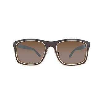 Guess Sonnenbrille GU6849-49G-56 MATTE DARK BROWN / BROWN MIRROR