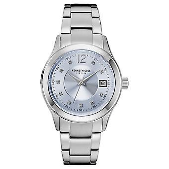 Kenneth Cole New York vrouwen pols horloge analoog kwarts roestvrijstaal 10030803