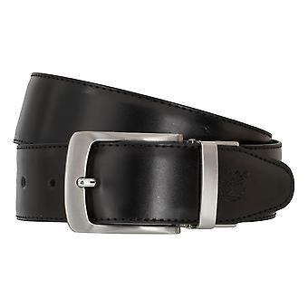 Cintura reversibile in cotone jeans cintura nera di pelle Cinture Cinture uomo Timberland 6769