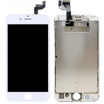 Tutto in un'unità completa di display LCD touch panel per Apple iPhone 6S 4,7 pollici bianco