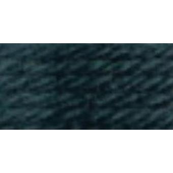 DMC Tapestry & Embroidery Wool 8.8yd-Very Dark Drab Turquoise