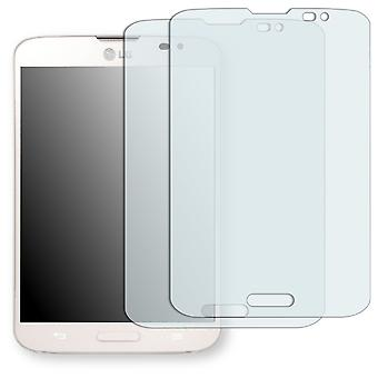 LG Vu3 display protector - Golebo crystal clear protection film