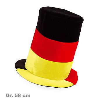 Cylinder fan Germany Germany fan Hat
