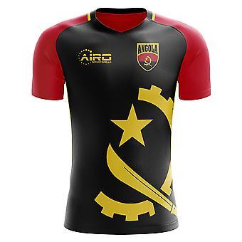 2018-2019 Angola concepto Inicio fútbol camiseta (niños)