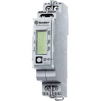 Finder 7E.23.8.230.0030 Electricity meter (AC) Digital 32 A MID-approved: Yes