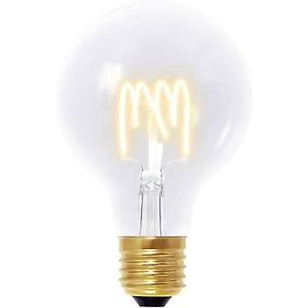 Segula LED E27 Globe 4 W = 15 W Gold (Ø x L) 95 mm x 130 mm EEC: B dimmable, Filament 1 pc(s)