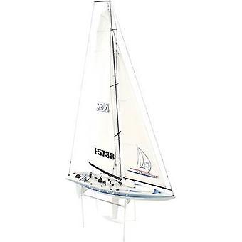 T2M Sea Cret RC model sailing boat Kit 914 mm
