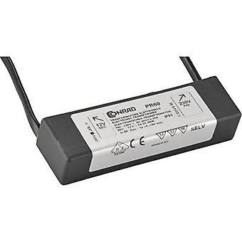 Halogen transformer plug PR60 12 V 20 - 60 W Reve