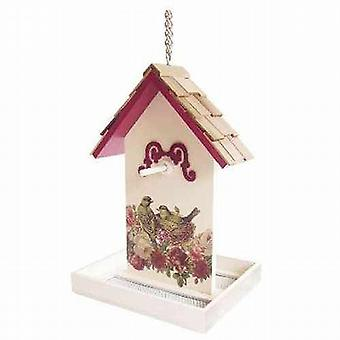 Raspberry & Nest Printed Fruit / Bird Feeder