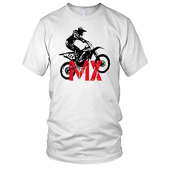 BMW MX Offroad Racer Ladies T Shirt