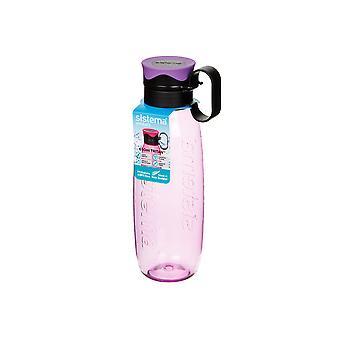 Sistema Tritan Traverse flaska, 650ml lila