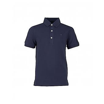 Tommy Hilfiger Slim Fit Flagge Logo Polo