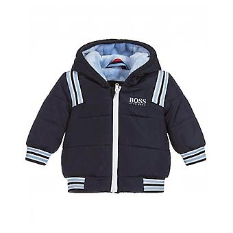 BOSS Kids Padded Lined Coat