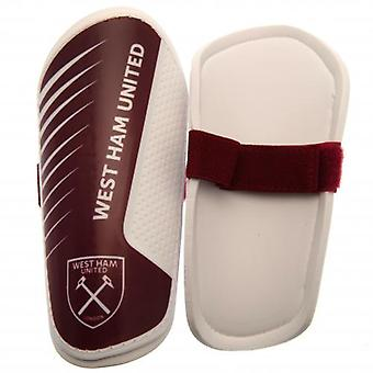 West Ham United Shin Pads Kids