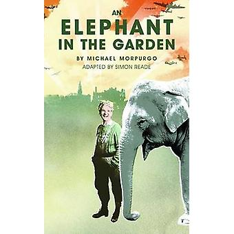 Een olifant in de tuin door Michael Morpurgo - Simon Reade - 9781783