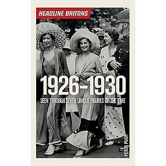 Headline Bretons de 1926 à 1930 par Peter Pugh - livre 9781785782107