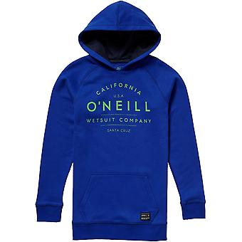 Surf ONeill Logo bleu enfants sweat à capuche