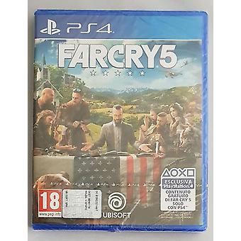 Ubisoft Far Cry 5, Sony PlayStation 4 Videospiel Action - PEGI 18