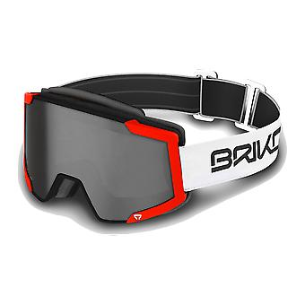 Briko Lava 7.6 Matte Black/Fluo Orange SM2