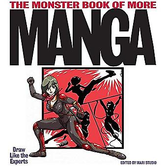 The Monster Book of More Manga: Fairies and Magical Creatures