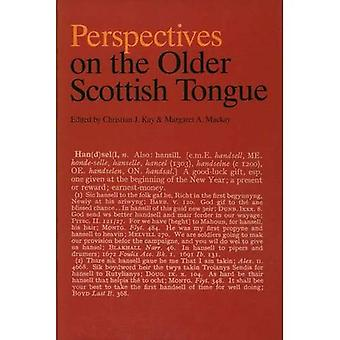 Perspektiver på eldre skotske tungen