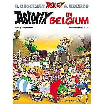 Asterix i Belgien (Asterix (Orion Inbunden))