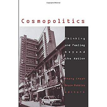 Cosmopolitics: Thinking and Feeling Beyond the Nation (Cultural Politics)