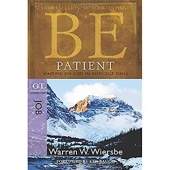 Be Patient: Waiting on God in Difficult Times: OT Commentary Job