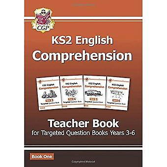 KS2 English Targeted Comprehension: Teacher Book, Years 3-6 (for the New Curriculum)