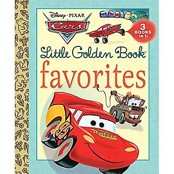 Bilar lite Golden boka favoriter (Disney/Pixar bilar) (liten gyllene bok favoriter)