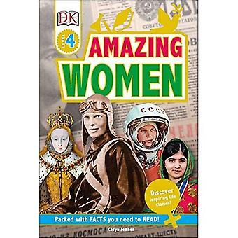 Niesamowite kobiet (DK czytelników: poziom 4)