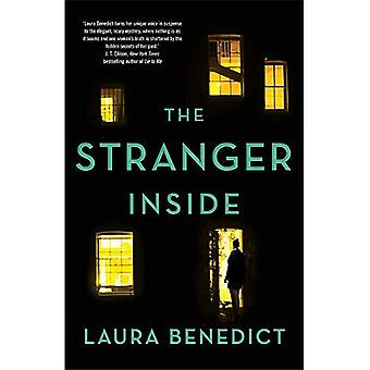 The Stranger Inside: A gripping thriller with a twist you'll never guess!