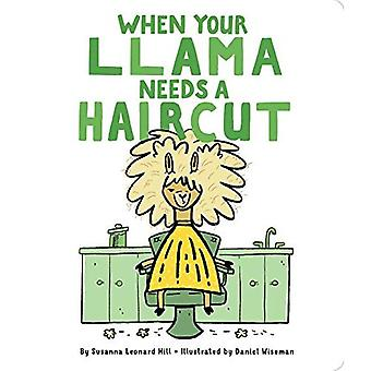 When Your Llama Needs a Haircut (When Your...) [Board book]