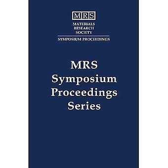 Ceramic Matrix Composites: Volume 365: Advanced High-Temperature Structural Materials (MRS Proceedings)