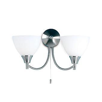 Lámpara de pared de interior de Alton - Endon 1805-2SC