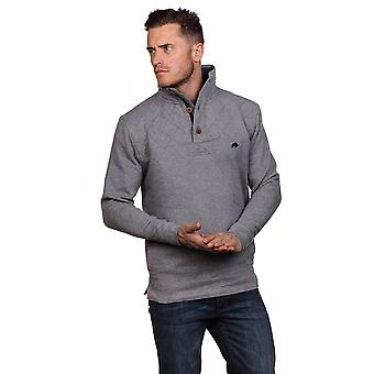 Signature Funnel Neck - Grey