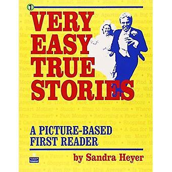 Mycket lätt Sanna historier: En bild-baserad första läsare