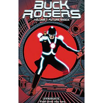 Buck Rogers - Volume 1 - Future Shock by John Cassaday - Alex Ross - Sc
