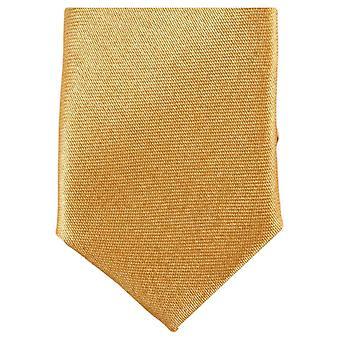 Knightsbridge dassen mager Polyester ex aequo - licht goud