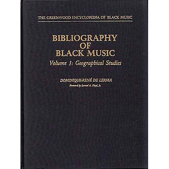 ثبت مرجعي بالموسيقى السوداء المجلد 3 الدراسات الجغرافية التي دومينيكويريني دي ليرما