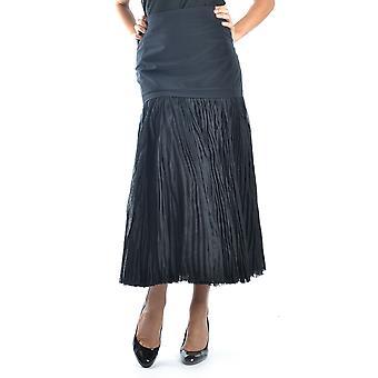 Falda de Nylon negro de Céline