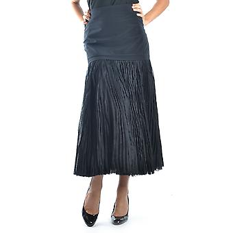 Céline Black Nylon Skirt